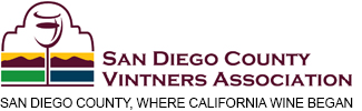San Diego County Vintners Association Logo