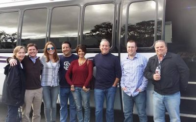 Ramona Ranch Vineyard and Winery Partners With Aall In Limo & Party Bus